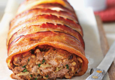 Homegrown Ontario Ultimate Meatloaf
